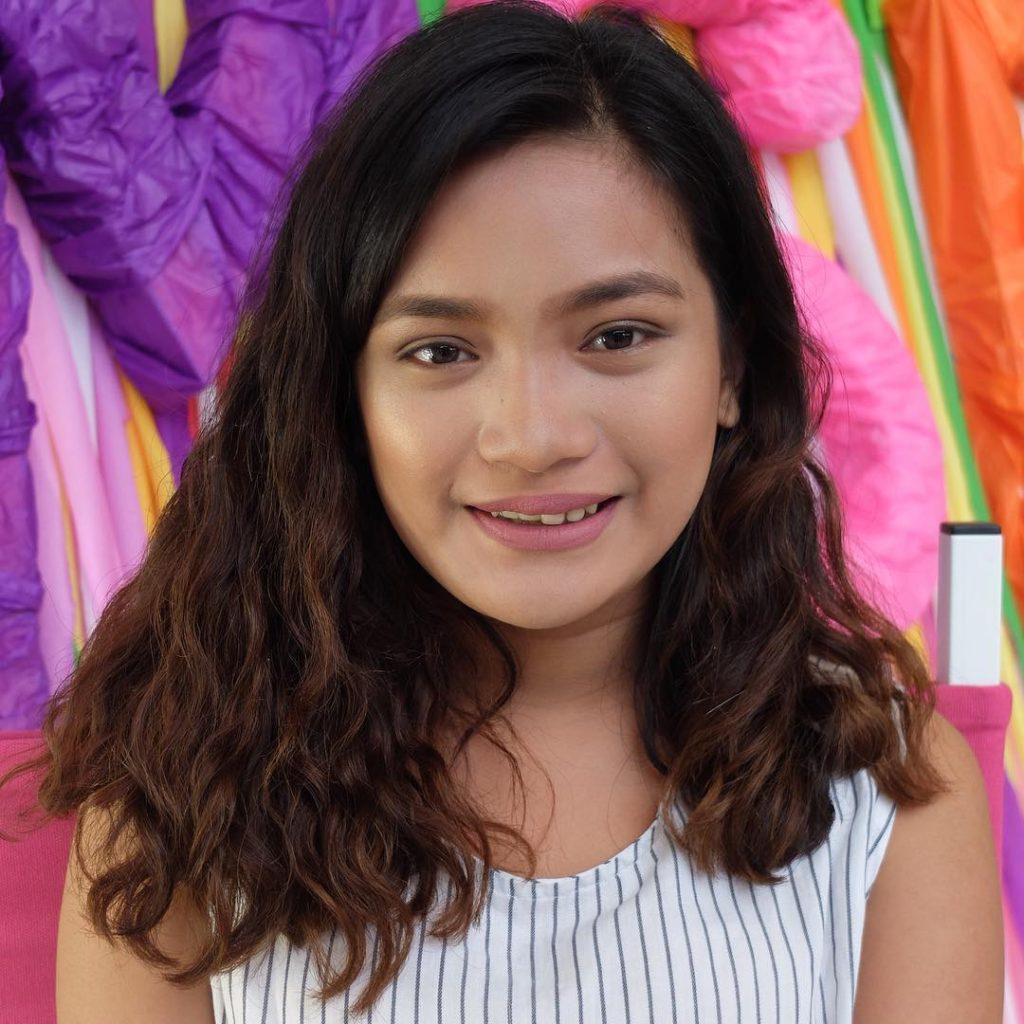 Gave free makeovers at the Manila Sundance Bazaar January 2017